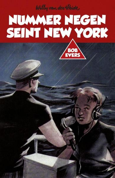 Nummer negen seint New York - Willy van der Heide (ISBN 9789049927516)