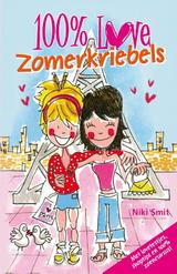 100% Love - Zomerkriebels (e-Book)