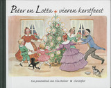Peter en Lotta vieren kerstfeest
