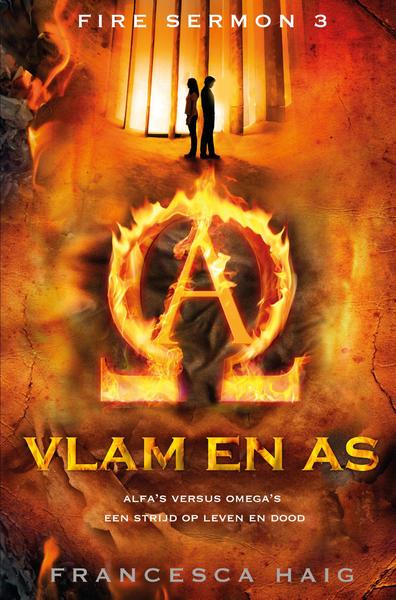 Vlam en as - Francesca Haig (ISBN 9789044972689)