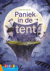 Paniek in de tent (e-Book)
